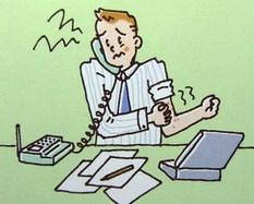 アトピーに悪化要因となるストレス