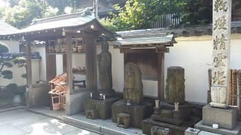 大楽寺のいぼ地蔵