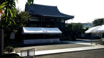 大楽寺本堂